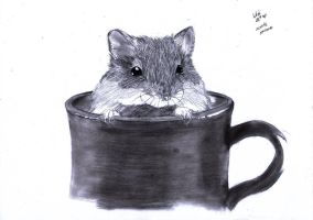 A Cup of Hammie, Anyone? by aconite-pawlove