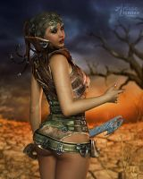 Outland Adventures by RavenMoonDesigns