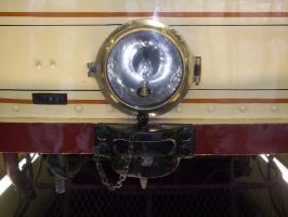 Brass Headlight by BonnySaintANdrew