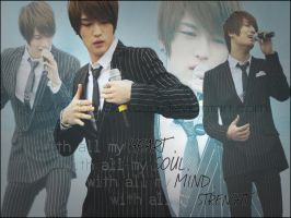 DBSK: With all JJ wall by ShyraSakuso
