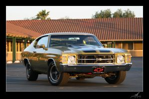 Burt's Chevelle by GhostInKernel32