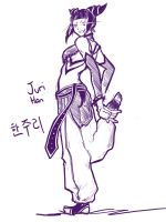 0290b: Juri by Agito666