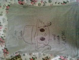 my fave t-shirt back by greekanimelover23