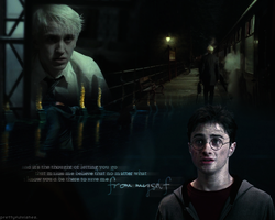 Save Me From Myself - Drarry by sabziee