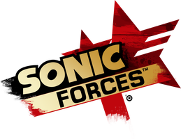 Sonic Forces Logo by NuryRush