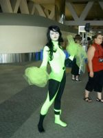 Shego by CarbonCannibal