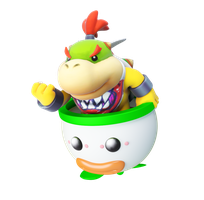 Bowser Jr by DillanMurillo