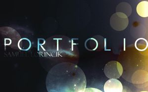 portfolio front page1 by esleone