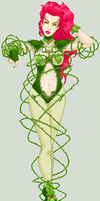Poison Ivy by T-Mind