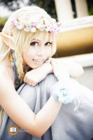 Cosplay: Elf Princess by xmusettex