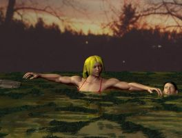 Emma Swamp4 by Shanbo