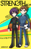 P4 - Fellow Athletes by Keikirai