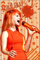 Hayley Williams by Kirstdee