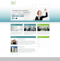 Web layout OX by exd15256