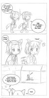 K-ON 4koma test 01 by DAgilityRei