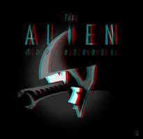 The Alien Adventures 3D by inkjava