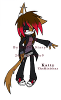 K a t t y :Contest Entry: by ShadowSinty