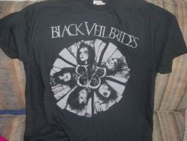 New Black Veil Brides T-shirt by A7XFan666