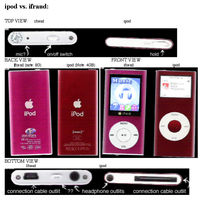 ipod vs. ifraud by pandabarrie