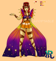 Hatter Adopt - Mysterious Sailor Scout!! by HatterRose