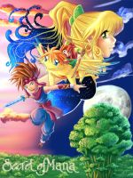 Secret of Mana by dannysomui