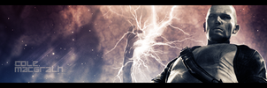 inFAMOUS 2 Cole Signature by CREEPnCRAWL