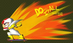 Do it All, Kick by cam070