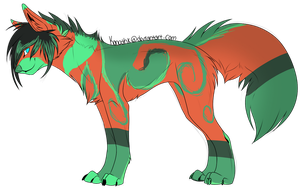 Dog adoptable OPEN by TWDAdoptables