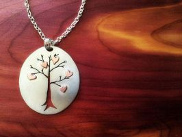 Love Tree 1 by MoonLitCreations