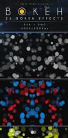 Bokeh - Graphic Effects by VectorMediaGR