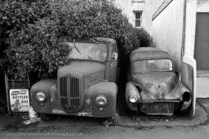 old vehicles by johnleewheatley