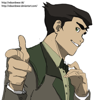 Bolin - Colored by eduardowar