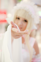 Chobits - Chii by zoegan