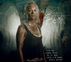 Beth Greene ID by FluttershysLament