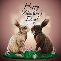 Happy Valentines Day 2014 by Blood-Huntress