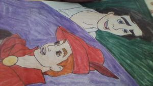 Prince Eric and Phillip by TRFan1999