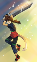 Hiro by Ladre ( Art Trade) by RaxkiYamato
