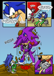 Sonic and the BirdStone chap8 P12 by Amandaxter