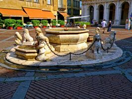 Contarini Fountain by Sergiba