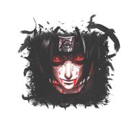 itachi wallpaper by Shikunanoly