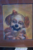 smiling clown by Bigterri