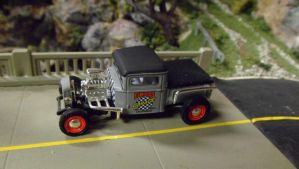 '32 Elwoods Ford Pickup by hankypanky68