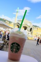 frappuccino by MarlenaLphotography