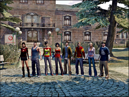 ObsCure Leafmore And Group Render Exclusive by darkcapilla