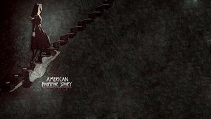 American Horror Story ASYLUM wallpaper 1 by FashionVictim89