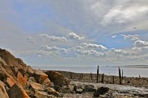 Holy Island Seascape 1 by muzzy500