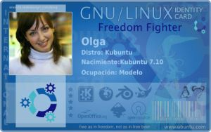Kubuntu ID by fabianff