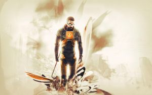 Gordon Freeman Wallpaper Pack by SxyfrG
