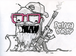 Retard Party by The-Kiwie