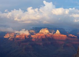 The Grand Canyon by ShutterSerpent
